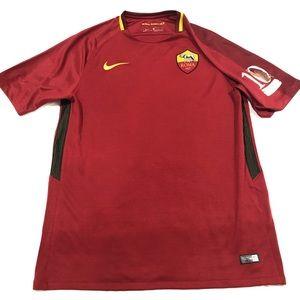 Nike Roma Totti Jersey
